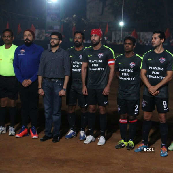 All Stars XI vs Yuva Bandra XI Xmas Cup