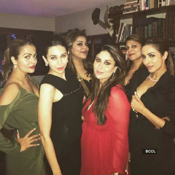 Saif-Kareena's Christmas Party