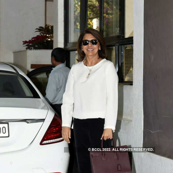 Shashi Kapoor's Christmas Lunch 2016