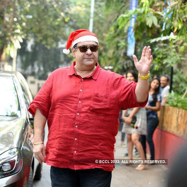 Shashi Kapoor's Christmas Lunch 2016