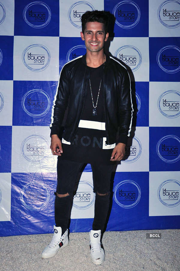 Ravi Dubey's b'day party