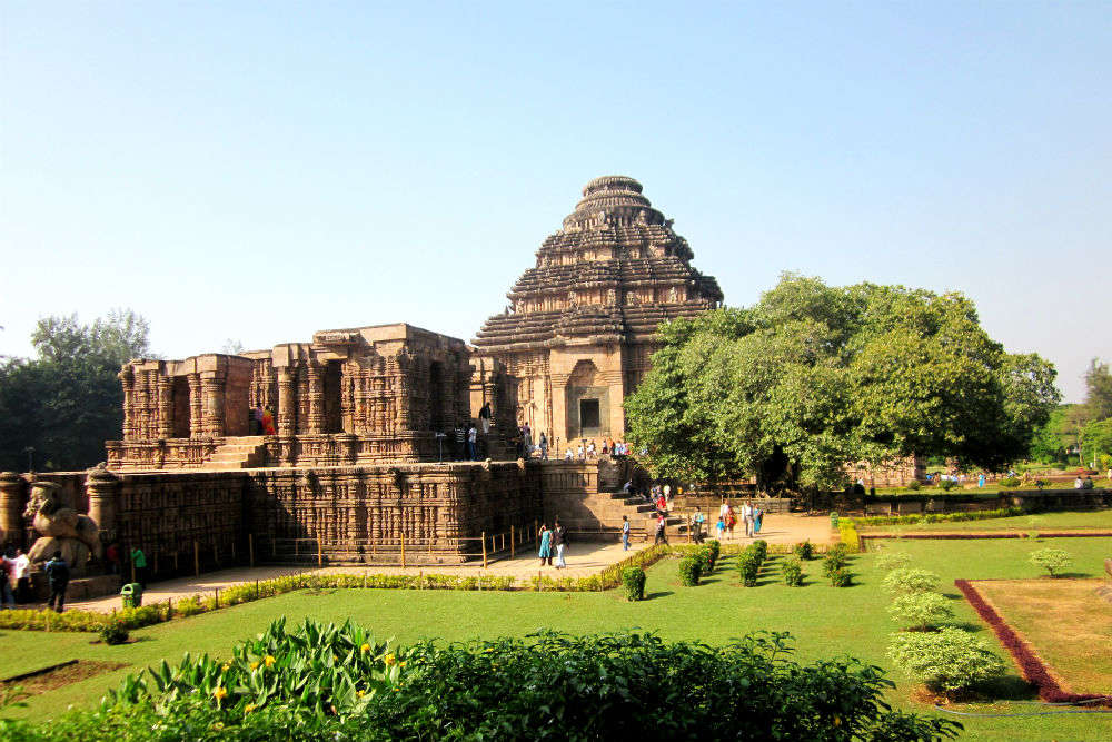 Puri, Konark and Pipili