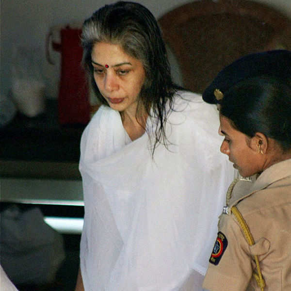 Indrani out of jail to attend post-death rituals of her father
