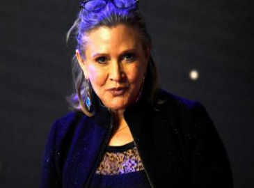 Carrie Fisher, Star Wars' Princess Leia, dies at 60
