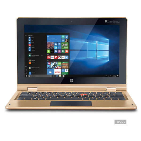 iBall CompBook i360 convertible laptop launched