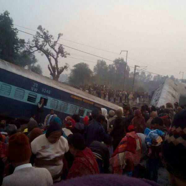 Kanpur derailment: Is fog the culprit?