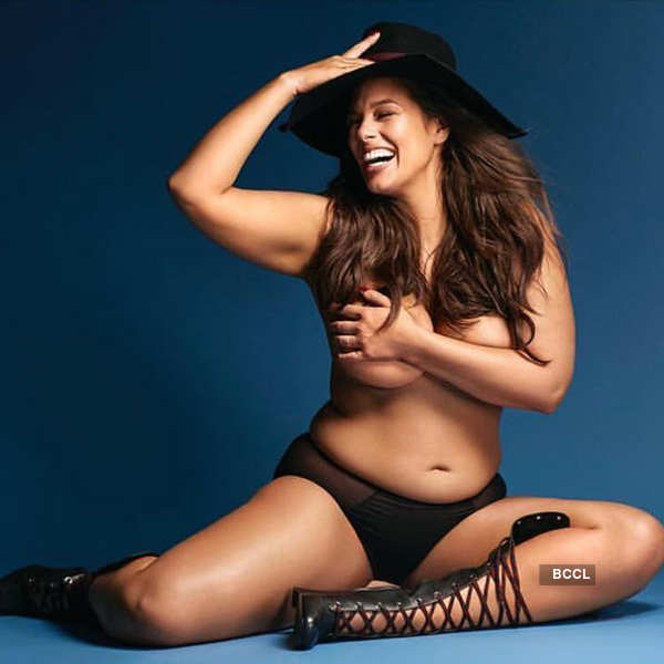 I know my curves are sexy and there is no reason to hide them: Ashley Graham