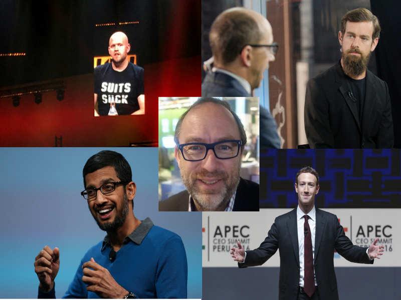 5 tech CEOs whose accounts were hacked in 2016
