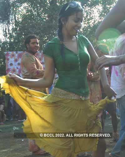 Vineet Jain's Holi Party '08 -19