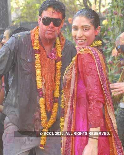Vineet Jain's Holi Party '08 -14