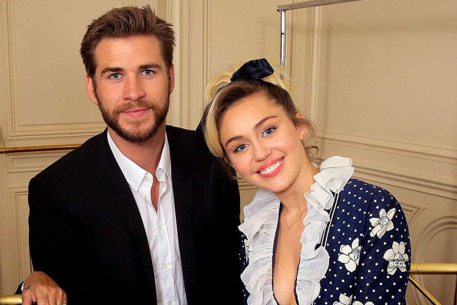 Miley Cyrus, Liam Hemsworth secretly married?