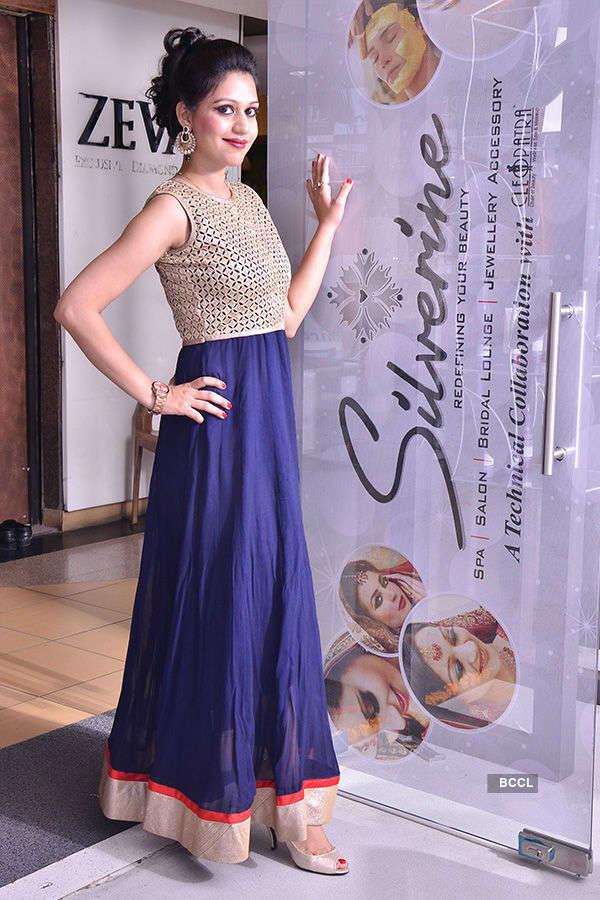 Silverine Jewellery's calendar launch