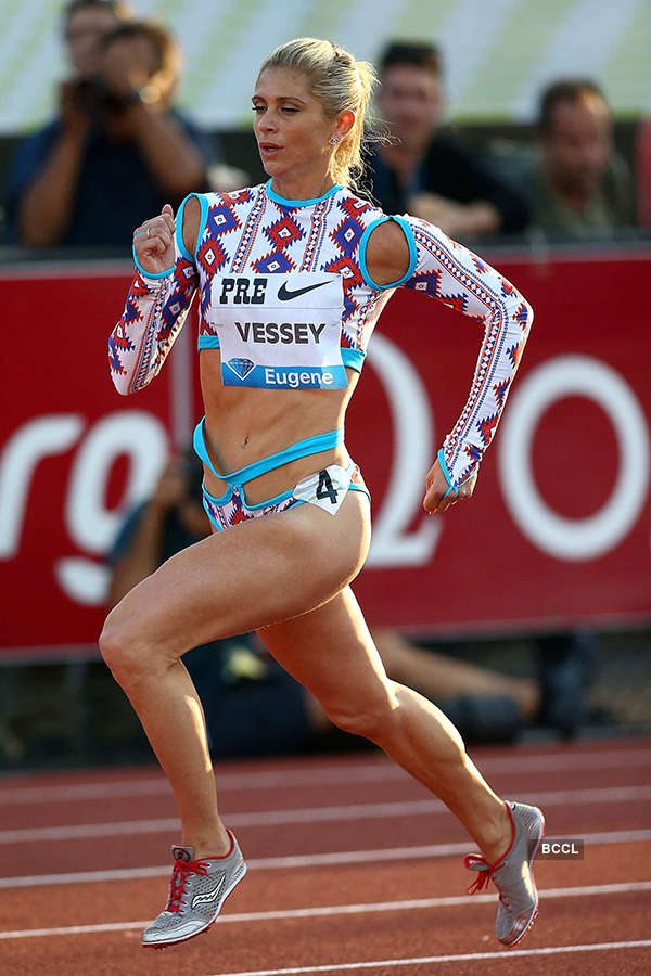 50 Most desirable female athletes in 2017