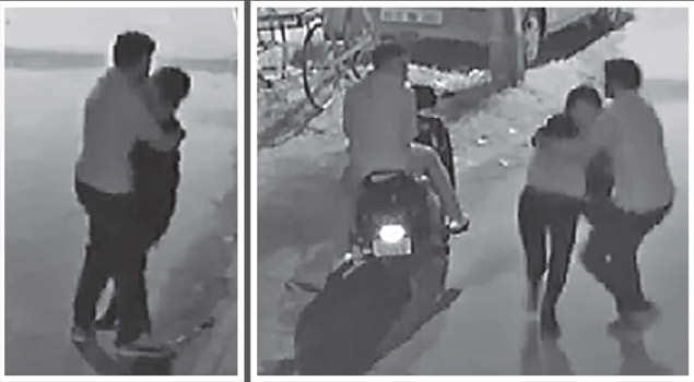 Bangalore molestation: CCTV grabs show beasts that roamed Bengaluru