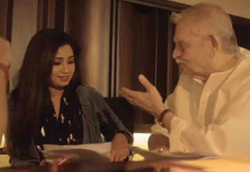 Gulzar In Conversation With Tagore: Singaar Ko Rehne Do