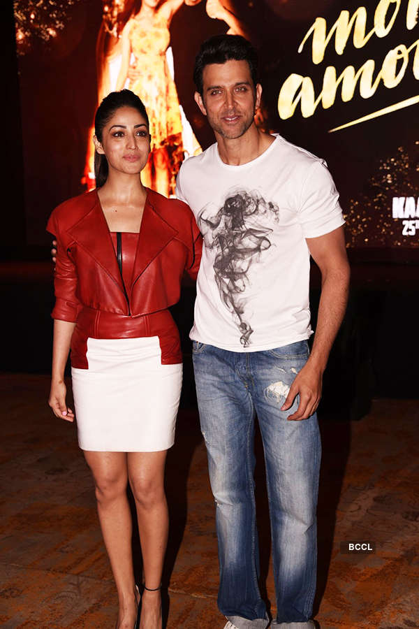 Kaabil: Song Launch