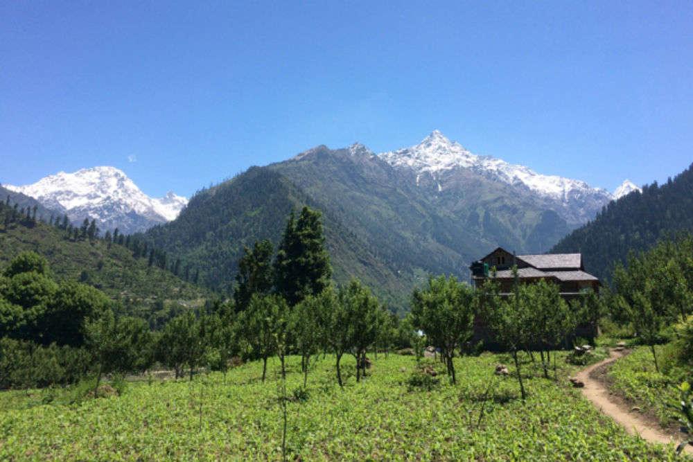 Barshaini & Kalga-Tulga-Pulga