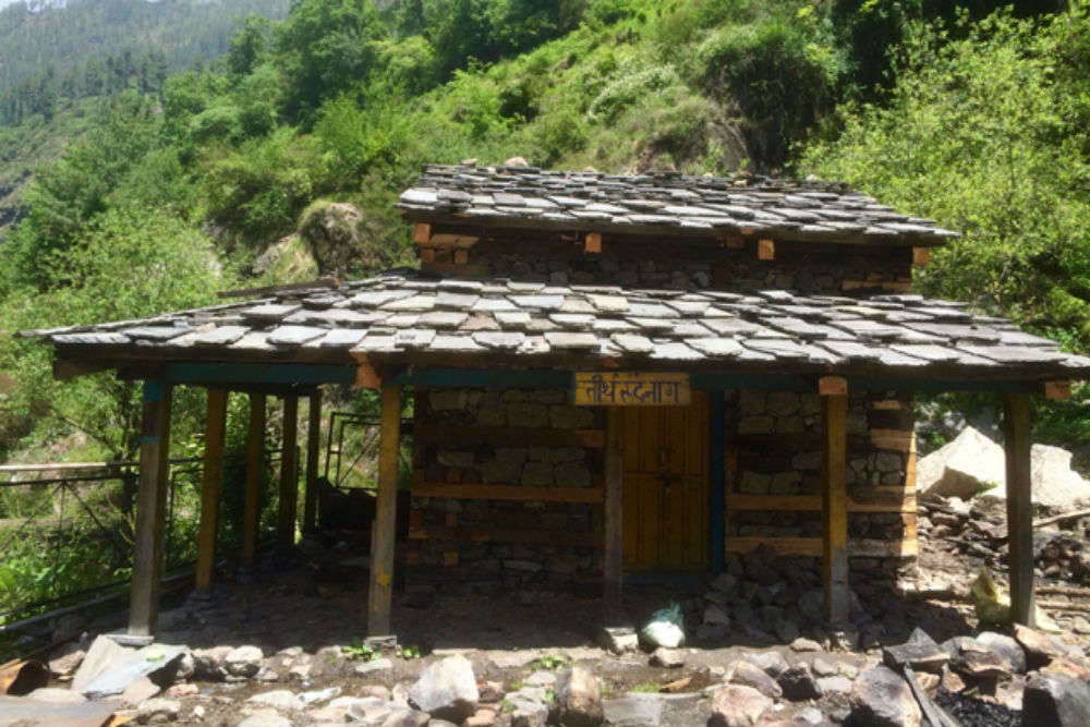 Naktan Village & Rudranag Temple