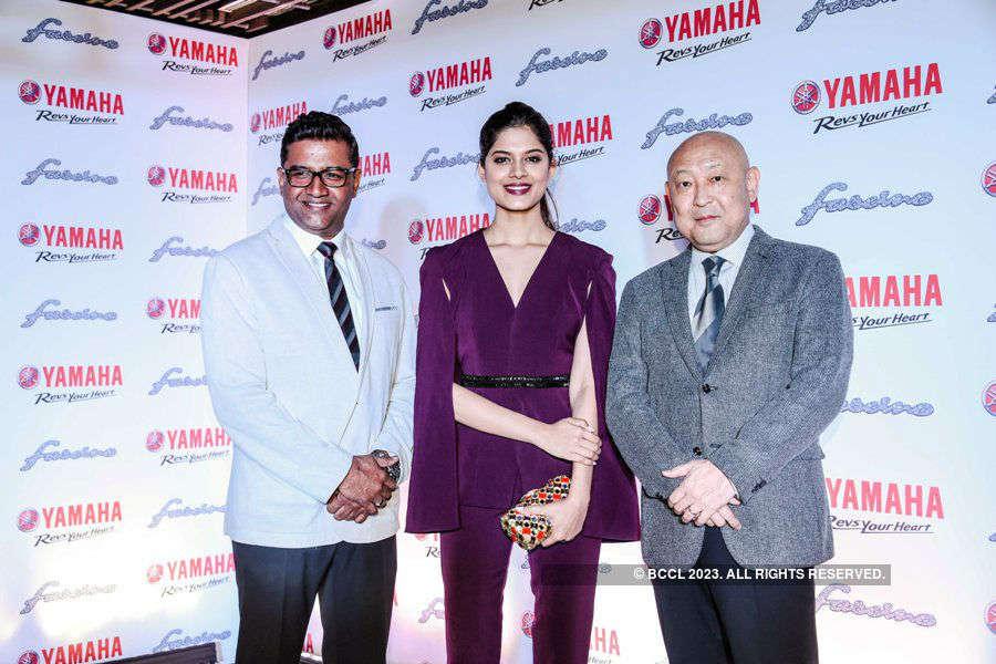 Yamaha Fascino's Calendar Launch