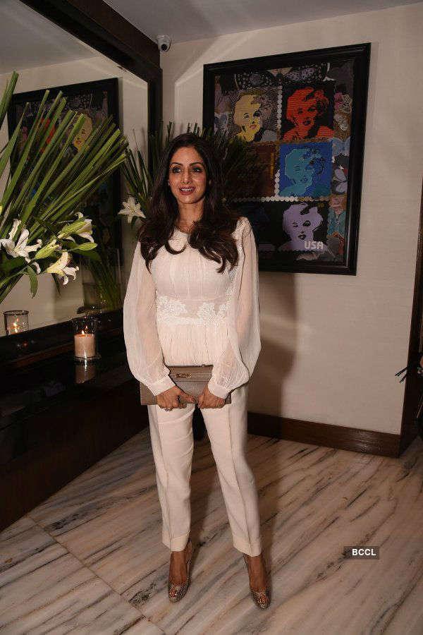 Manish Malhotra hosts Suzy Menkes Party