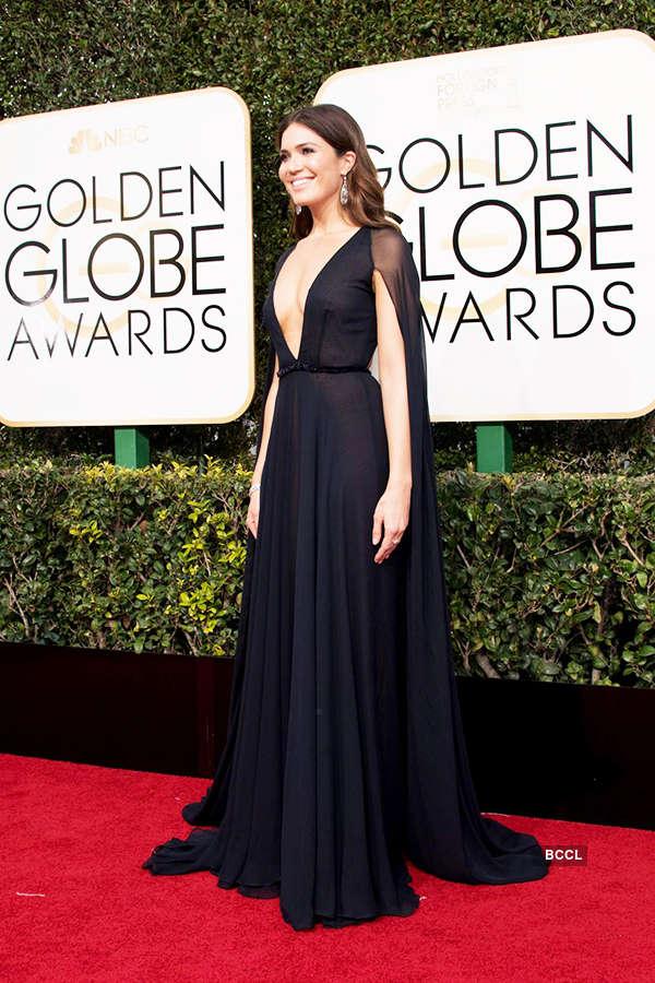 Golden Globe 2017: Red Carpet