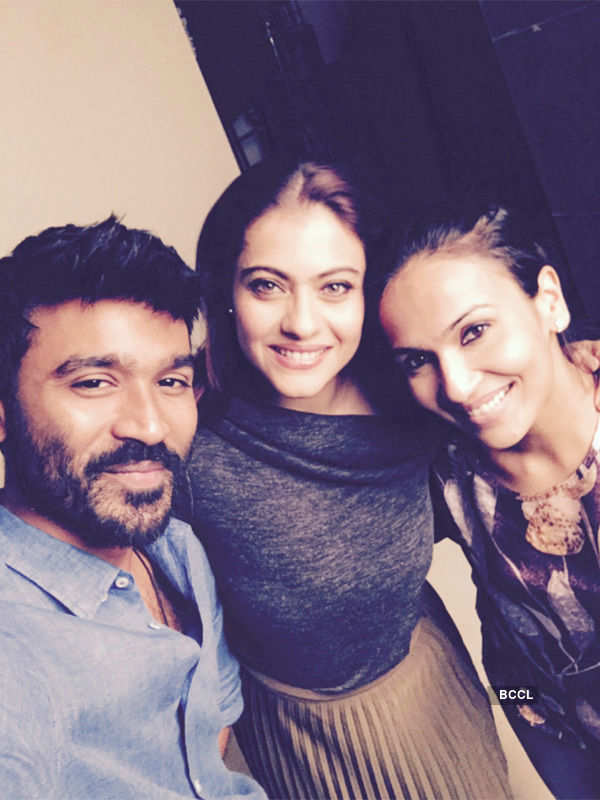 Kajol's returns to Tamil showbiz after 19 years