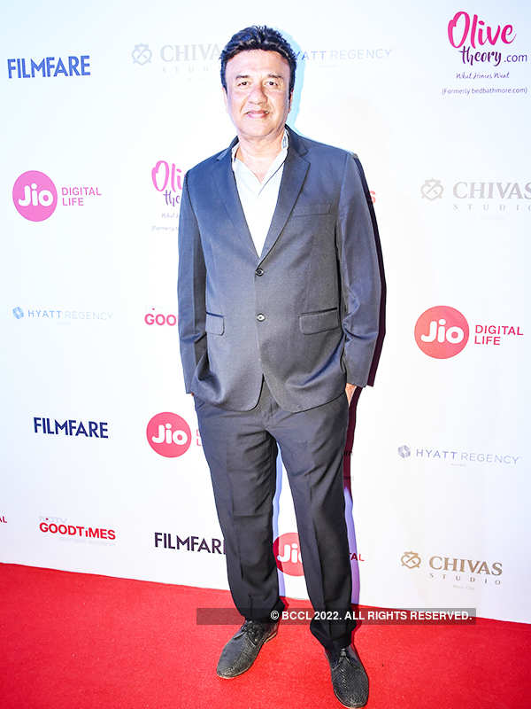 Jio Filmfare Awards: Nomination Party
