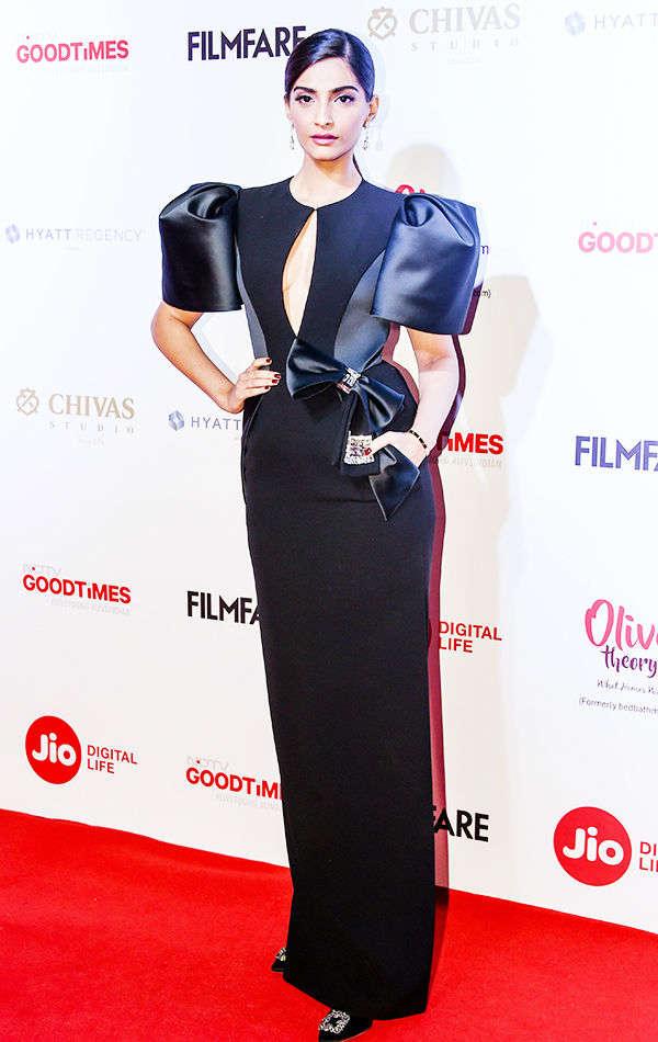 Jio Filmfare Awards: Nomination Party