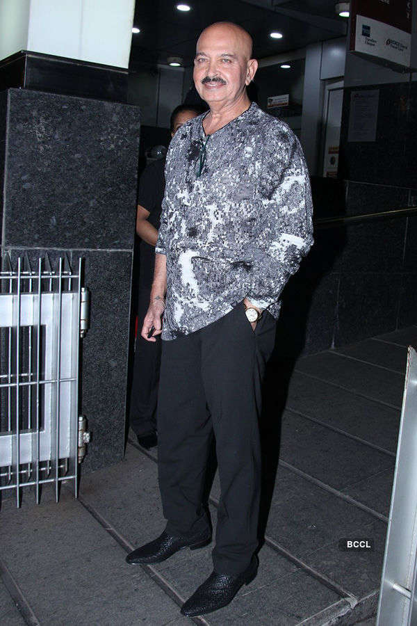 Hrithik Roshan's birthday party