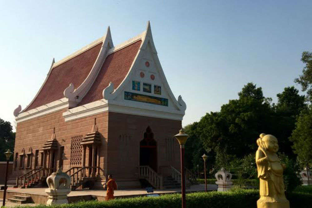 Thai Temple & Monastery