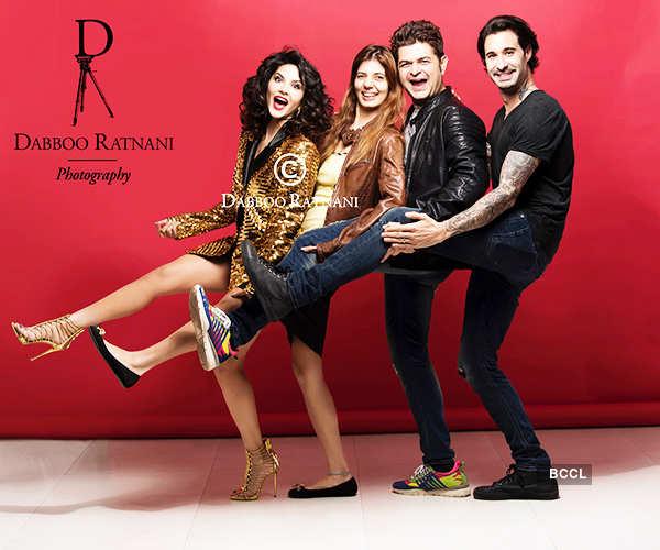 Sunny Leone: Dabboo Ratnani Calendar 2017