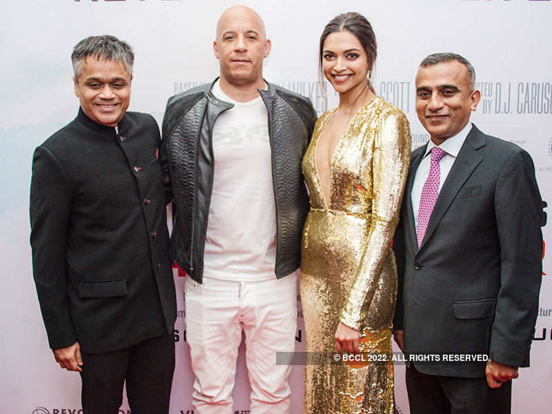 xXx: Return of Xander Cage - Premiere