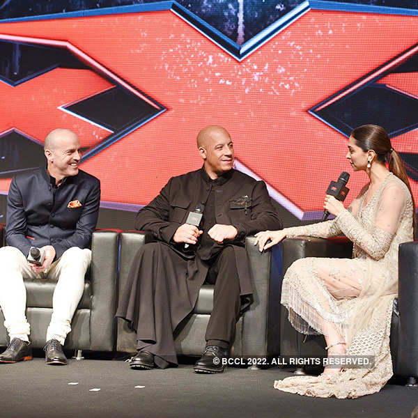 XXX: Return of Xander Cage: Press Meet