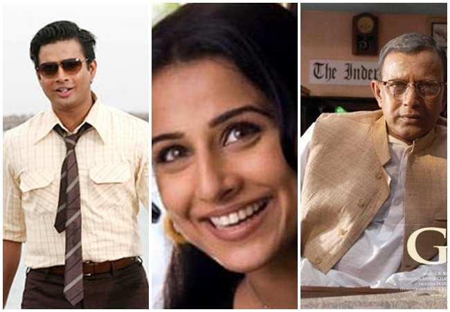 The actors in Guru