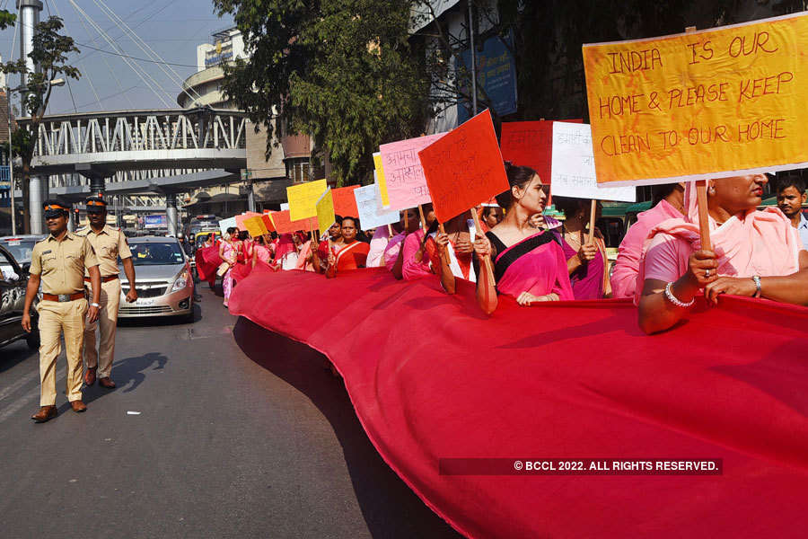 Pink Rally by Gay Pride