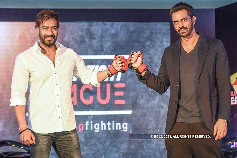 Super Fight League: Press Meet