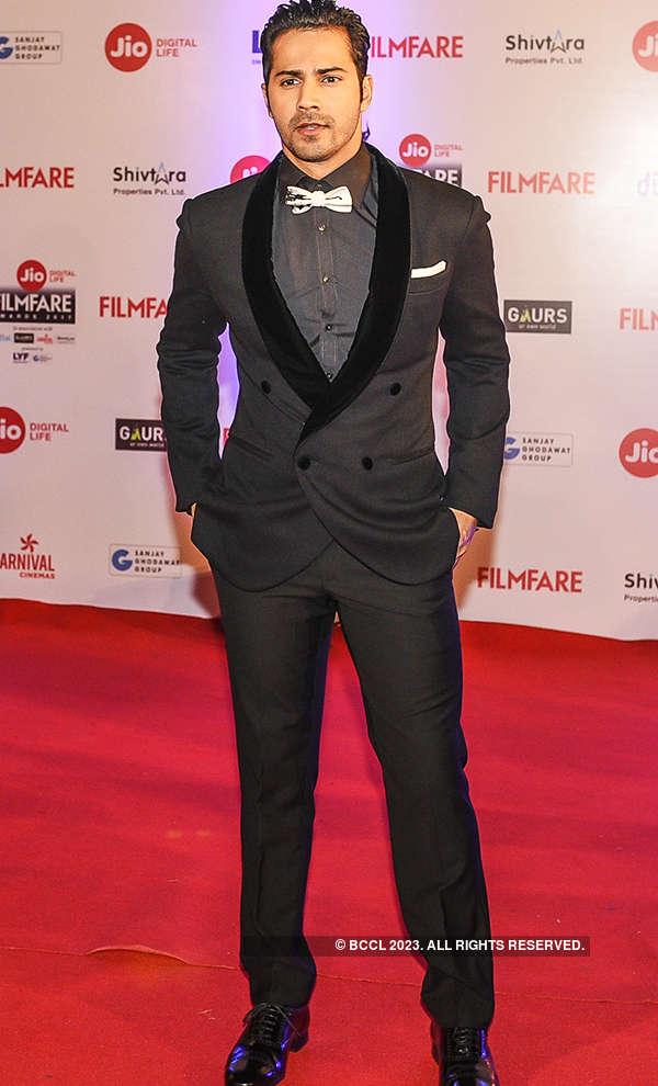 62nd Jio Filmfare Awards: Red Carpet