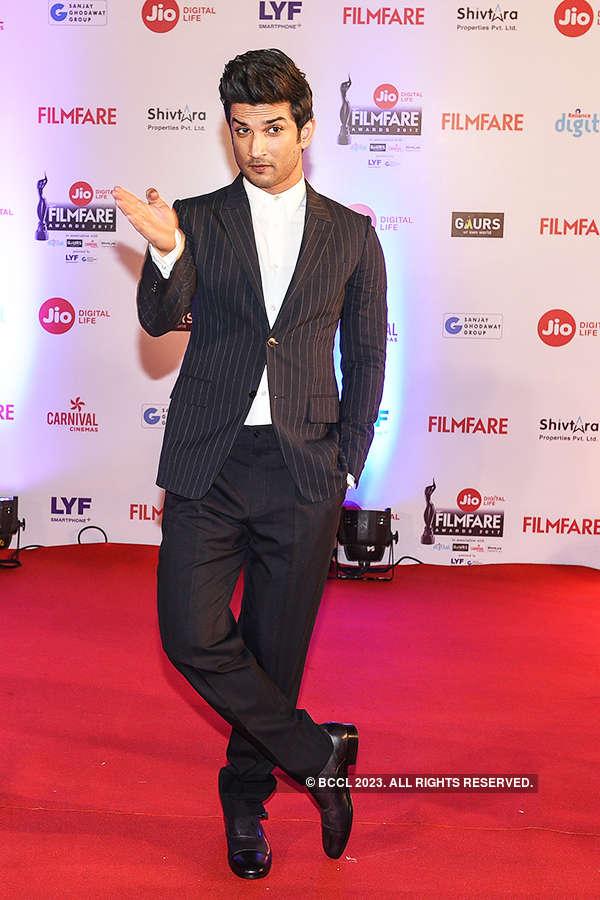 62nd Jio Filmfare Awards: Handsome Hunk