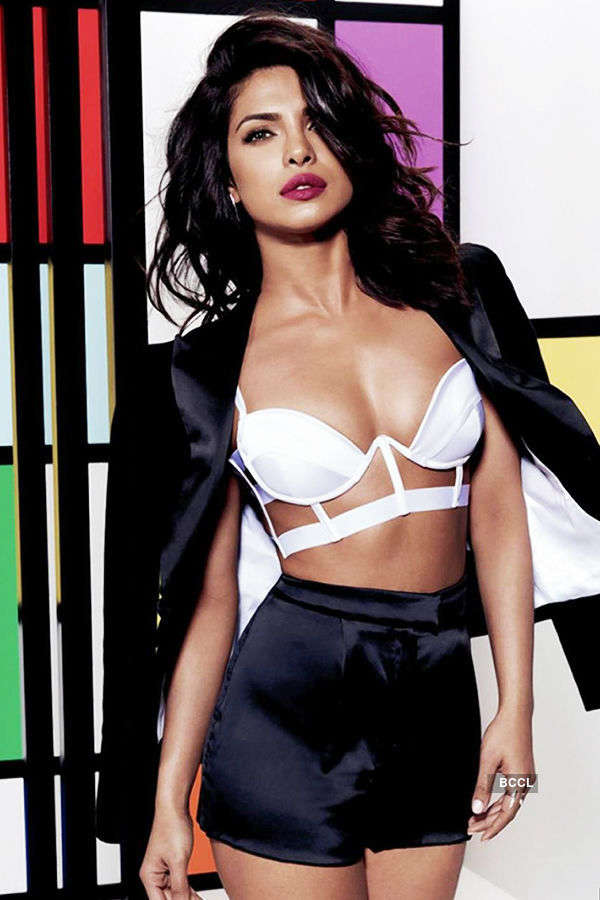 Priyanka confesses to have kissed her ex after break-up?