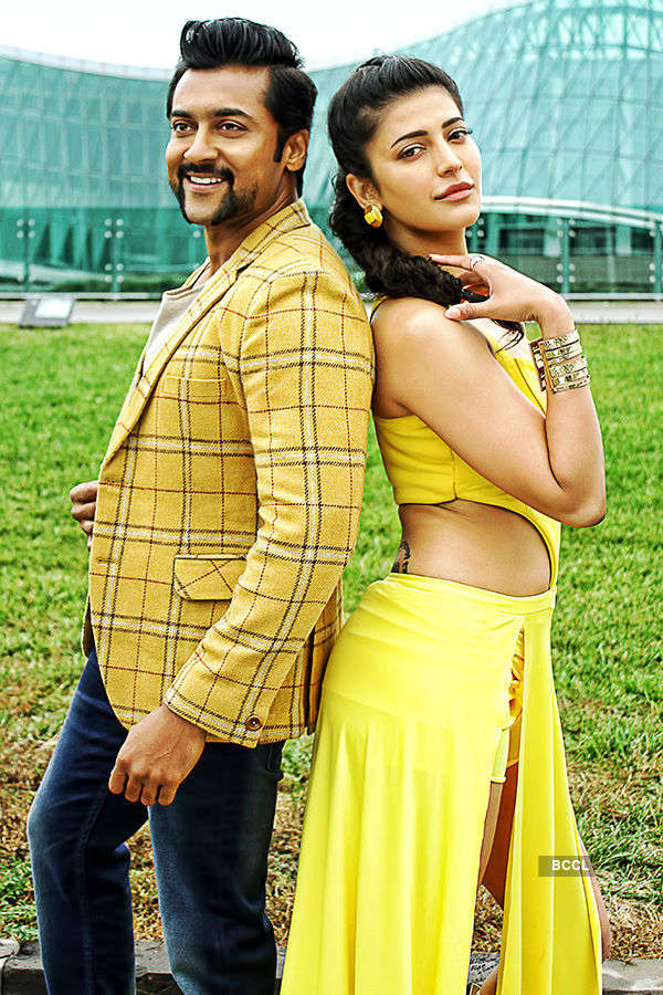 Singham 3 Movie Stills