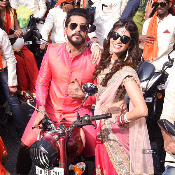 Kaala Chashma Bike Rally