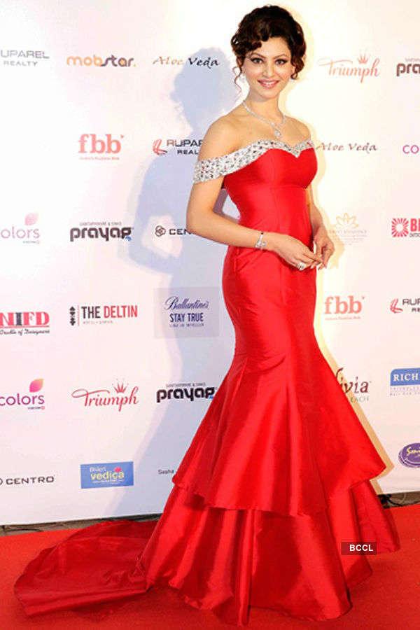 Best of Urvashi Rautela's red carpet look