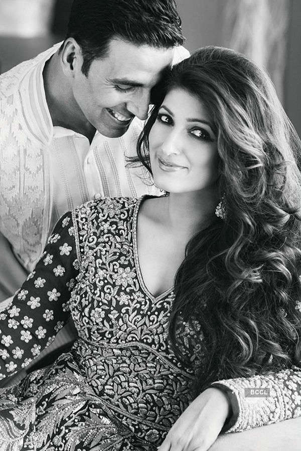 Akshay, Twinkle celebrate 16 yrs of togetherness