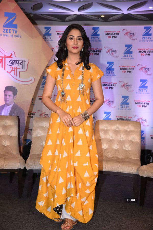 Woh Apna Sa: Launch