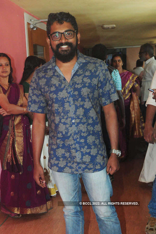 Malayalam director Anoop Kannan ties the knot