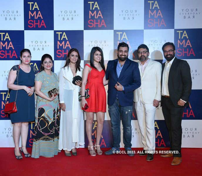 Tamasha: Resto Bar Launch