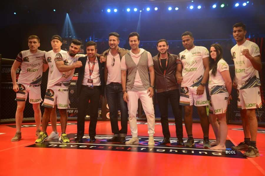 Super Fight League: Opening ceremony