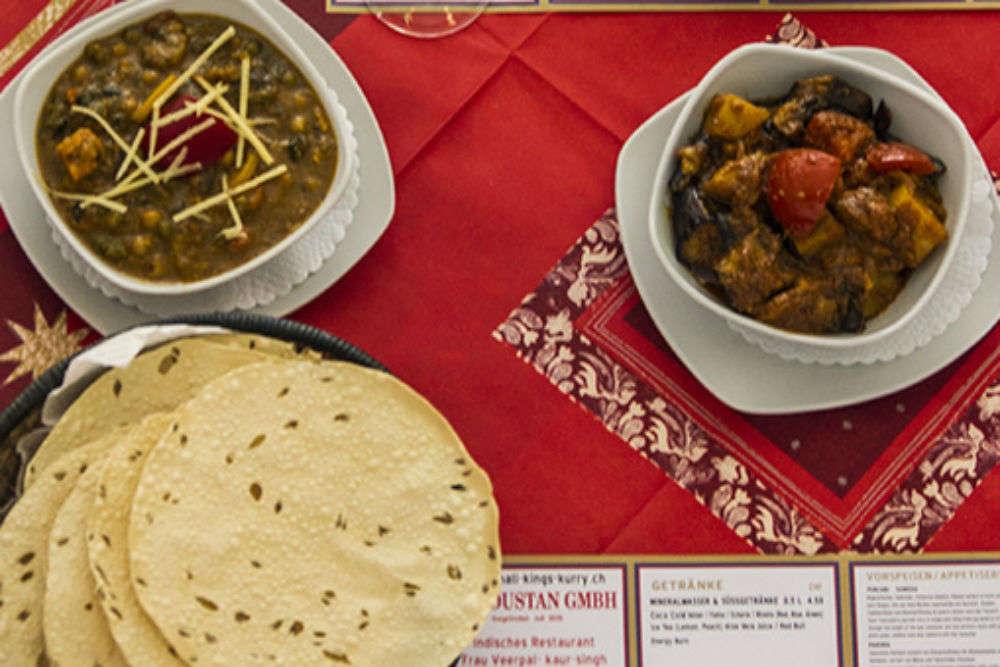 Thali Indian Restaurant