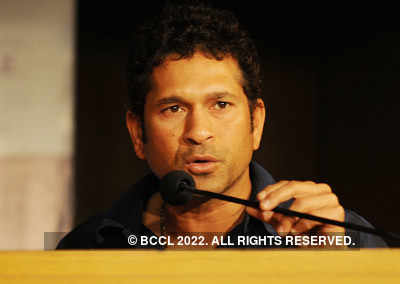 Sachin signed IPL ticket