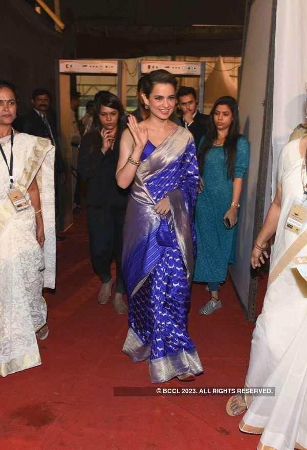 Umang Mumbai Police Show 2017: Red Carpet